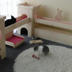 Diy Indoor Rabbit Cage